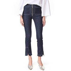 NWOT Rachel Comey Maga Jeans 6 Dark Indigo Blue